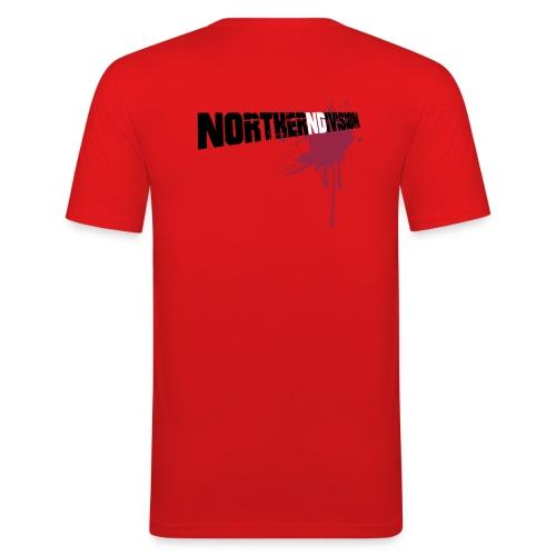spruit - Miesten tyköistuva t-paita