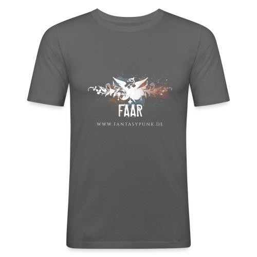 shirt_sds_vorne - Männer Slim Fit T-Shirt