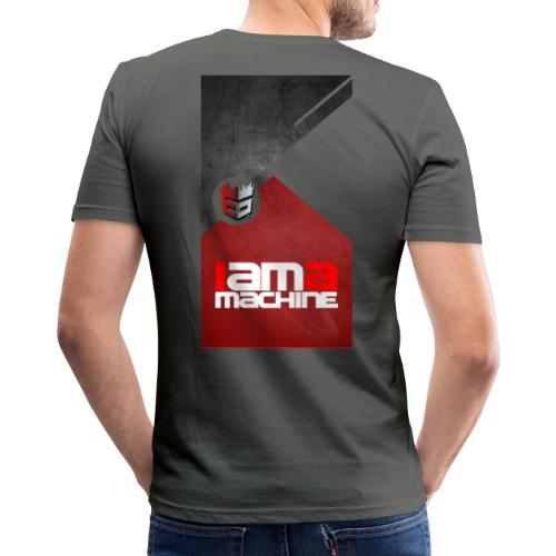I am a Machine - Männer Slim Fit T-Shirt