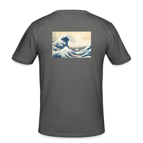 Ocean - Slim Fit T-shirt herr
