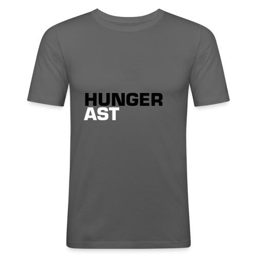 hungerast - Männer Slim Fit T-Shirt