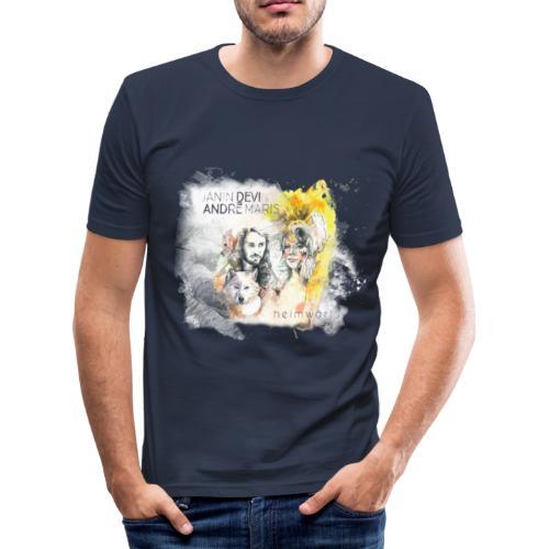 Heimwärts - Männer Slim Fit T-Shirt