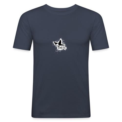 Betz Star Merchandise - Männer Slim Fit T-Shirt