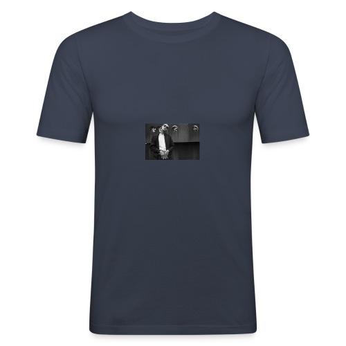 Otto Teichert - Herre Slim Fit T-Shirt