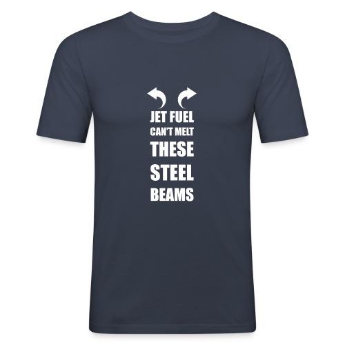 Danktop - Miesten tyköistuva t-paita