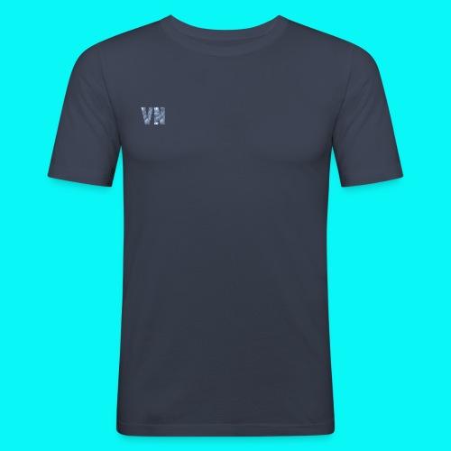 Velocity Networks Hoody! - Men's Slim Fit T-Shirt
