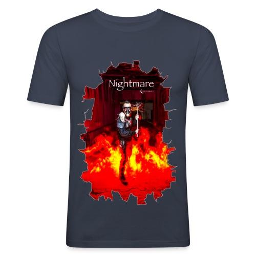 Nightmare - Camiseta ajustada hombre