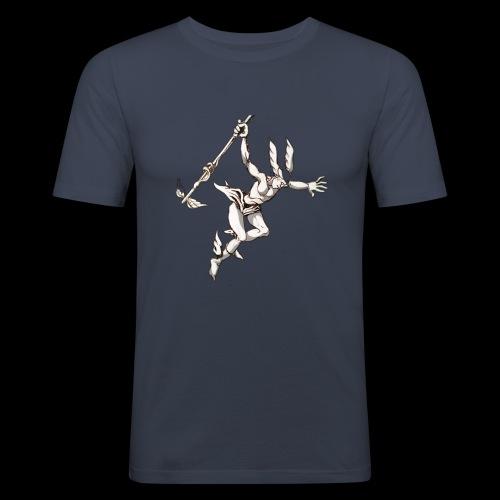 Tatto Shirt - Maglietta aderente da uomo