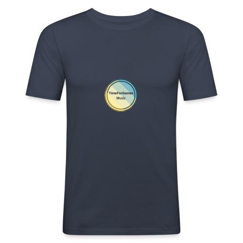 TimeForGames Merchandise - Men's Slim Fit T-Shirt