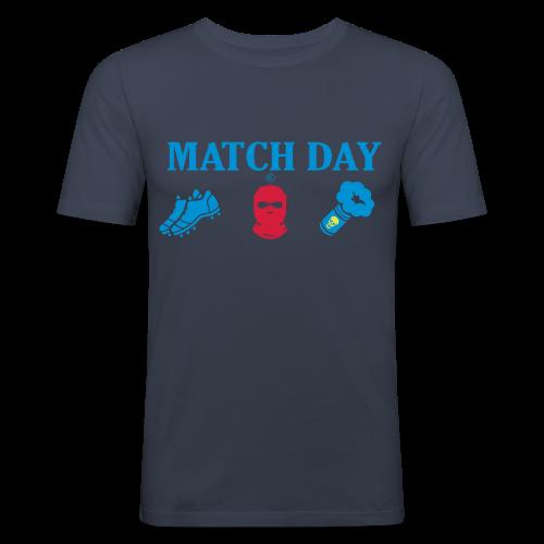 MatchDay - Slim Fit T-shirt herr