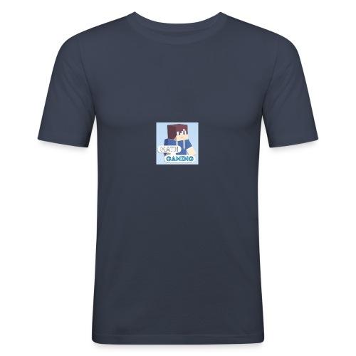 MathGaming T-Shirt - Herre Slim Fit T-Shirt