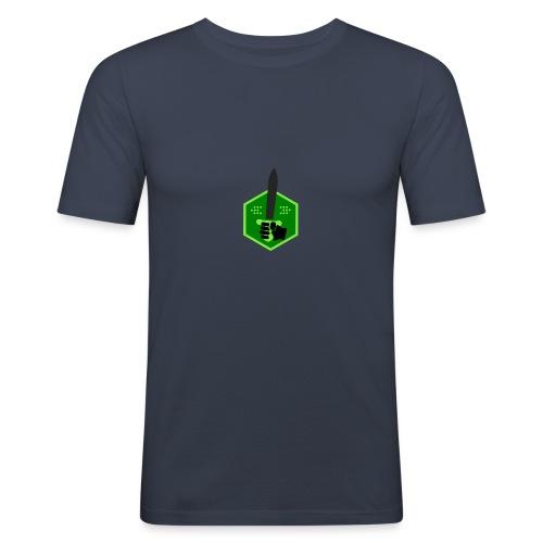 espada - Camiseta ajustada hombre