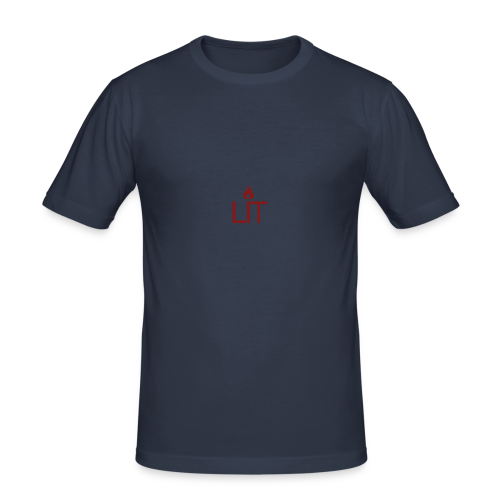 LIT™ | T-Shirt - Men's Slim Fit T-Shirt