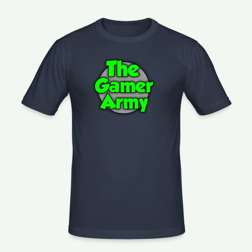 TheGamerArmy - Herre Slim Fit T-Shirt