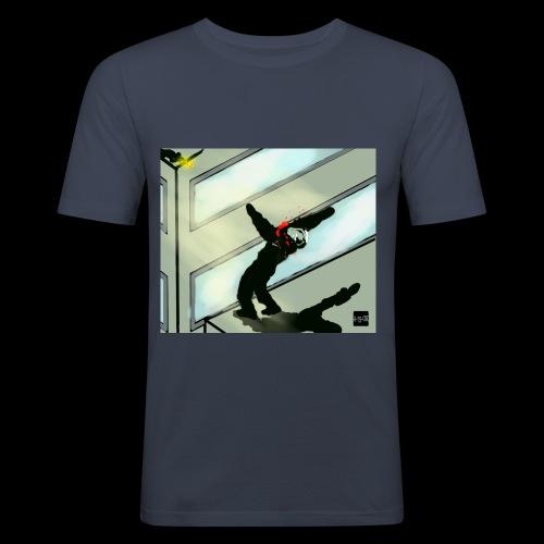 disparo - Camiseta ajustada hombre