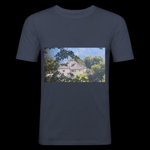 Altes Haus Vintage - Männer Slim Fit T-Shirt