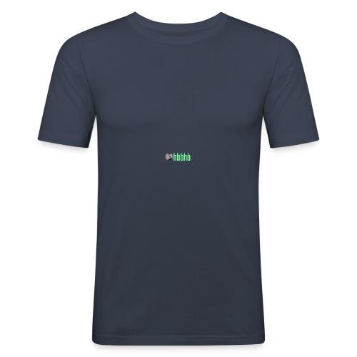 logo_5cf376eb5abb14f4abcd00e99d8a36be - Maglietta aderente da uomo