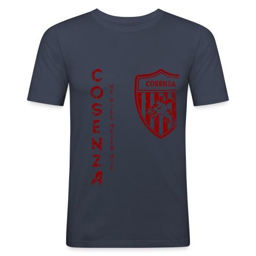 Maglia Cosenza 1 - Maglietta aderente da uomo