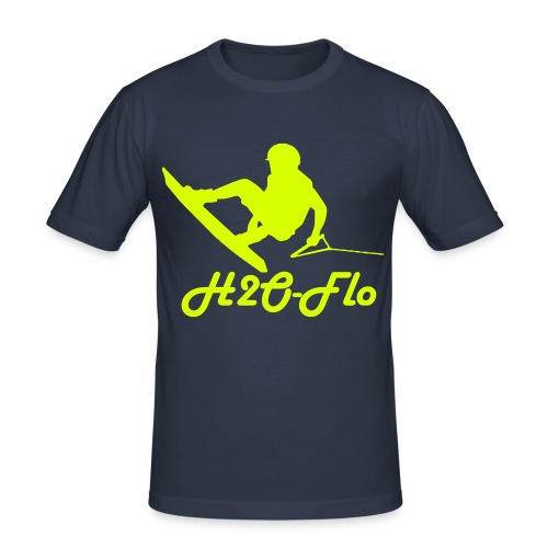 H2O-Flo - Männer Slim Fit T-Shirt