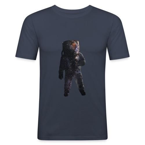 Spaceman - Maglietta aderente da uomo