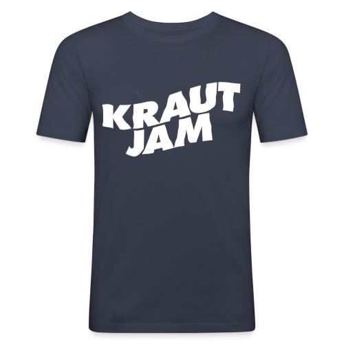 Original KrautJam'16 - Männer Slim Fit T-Shirt