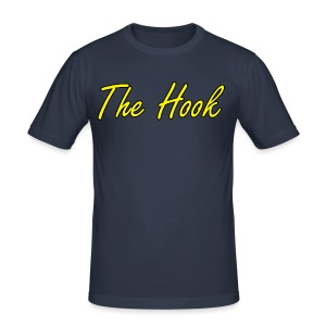 The Hook Logo - Slim Fit T-shirt herr