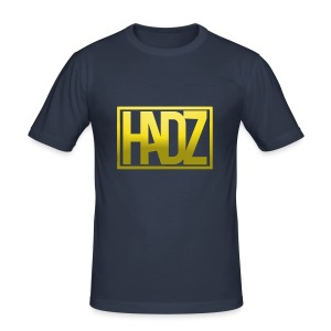 HADZ (Yellow) - Men's Slim Fit T-Shirt