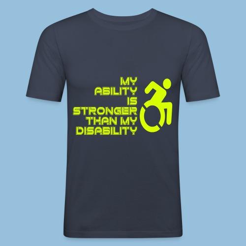 Ability1 - slim fit T-shirt