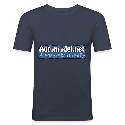 Automodel.net - Maglietta aderente da uomo