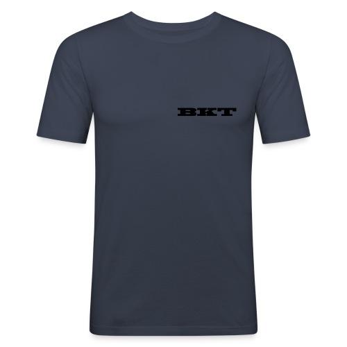 bkt face - T-shirt près du corps Homme