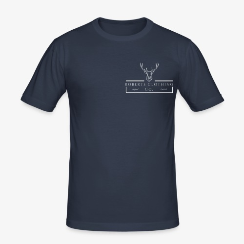 ROBERTS CLOTHING CO. - Men's Slim Fit T-Shirt