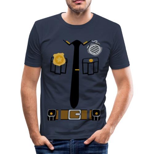 Police Patrol - Men's Slim Fit T-Shirt