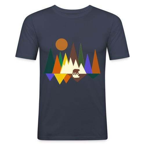 bos - slim fit T-shirt