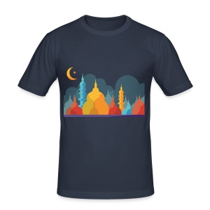 Mosque Renbo - Slim Fit T-shirt herr