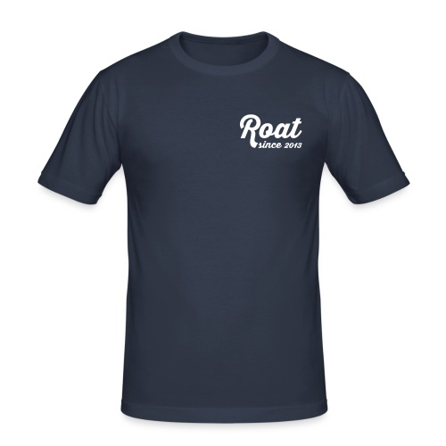 Roat since 2013 - Herre Slim Fit T-Shirt