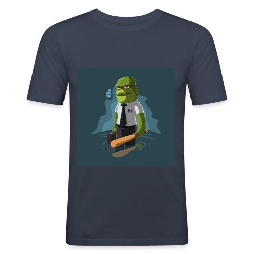 shirt-1463945236-5daf81e62c0d1d7638f8dc3cd92c79b7 - Camiseta ajustada hombre
