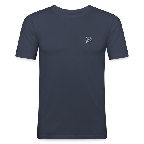 Perspective collection blanc - T-shirt près du corps Homme