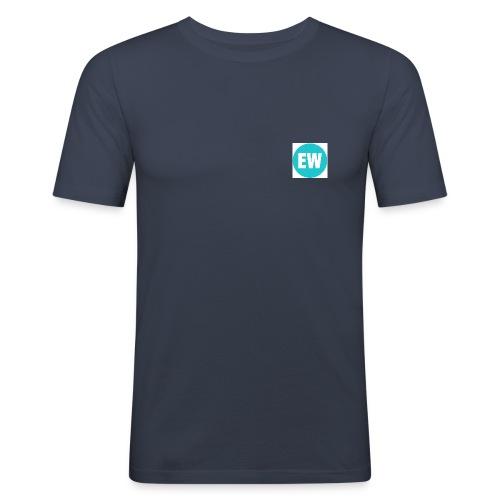 06302015 Regular EW Facebook 750x750 1 - Slim Fit T-shirt herr