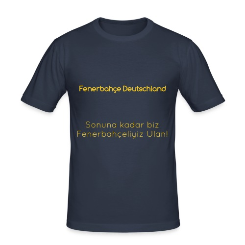 Fenerbahçe Deutschland - Männer Slim Fit T-Shirt