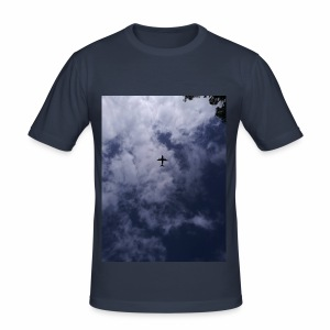 Fly High Photography - Men's Slim Fit T-Shirt
