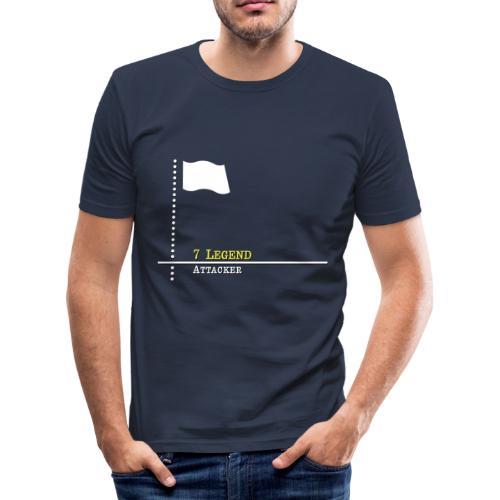 Caption 90 - Men's Slim Fit T-Shirt
