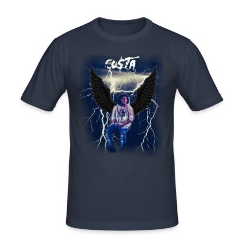 Dark Co$ta - Men's Slim Fit T-Shirt