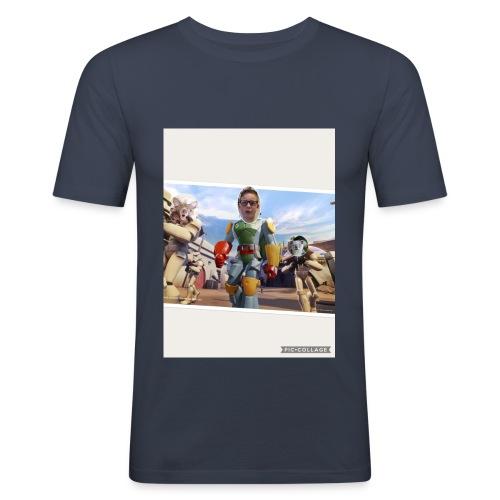 8382C889 E255 4730 8ADF 76FDEDF4B5FE - slim fit T-shirt