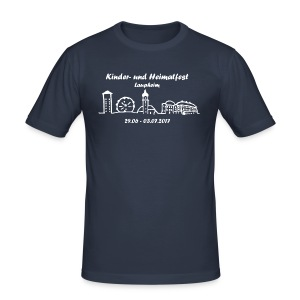 KuH Shirt 2017 - Männer Slim Fit T-Shirt