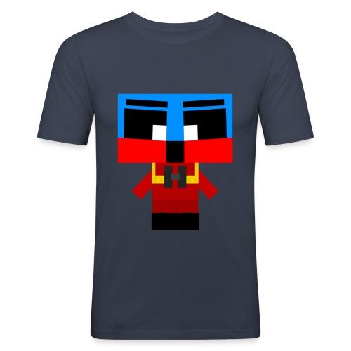 Autopiloten - Slim Fit T-shirt herr