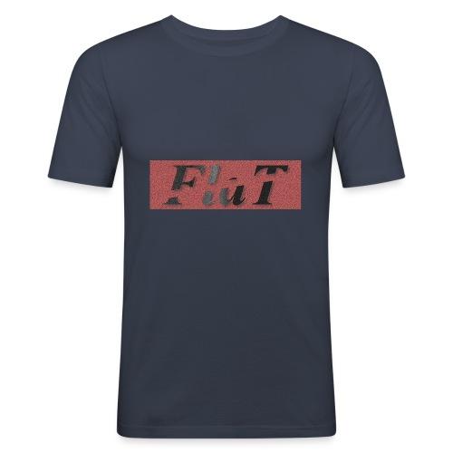 FlaT - Obcisła koszulka męska