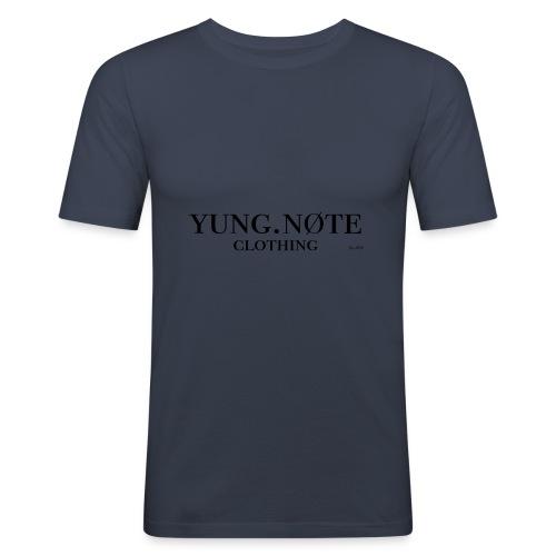 T-Shirt Basic - slim fit T-shirt