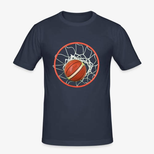 Baloncesto - Camiseta ajustada hombre
