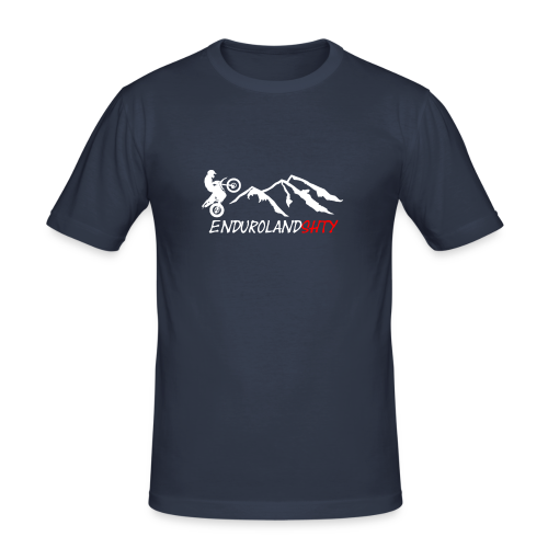 Enduroland Stuff - Men's Slim Fit T-Shirt
