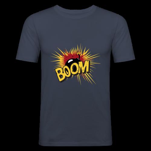 BOOM ! - T-shirt près du corps Homme